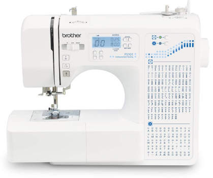 Brother FS 101 Computerized Tailoring Machine