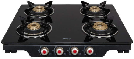 086fd165ecb Top Selling Best 4 Burner Gas Stove Top in India Reviews