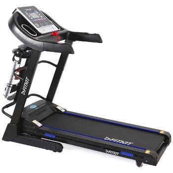 Fitkit FT063 Motorized Multi Functional Treadmill