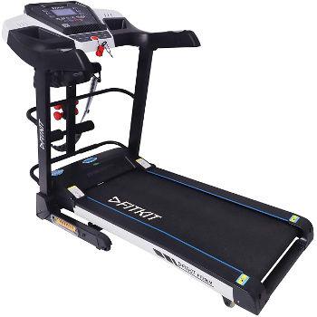 Fitkit FT200 Series Motorised Treadmill