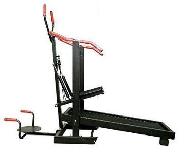 Gymally 4 In 1 Manual Treadmill
