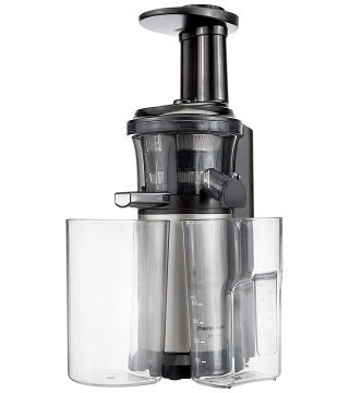 4. Panasonic MJ-L500 Cold Press Slow Juicer