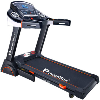 Powermax Fitness TDA 230 Motorized Treadmill