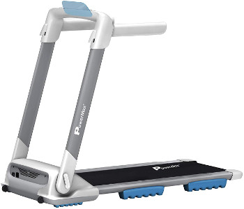 Powermax Fitness UrbanTrek TD-M4 Compact Treadmill