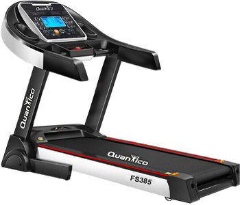Quantico FS385 Motorised Electric Treadmill