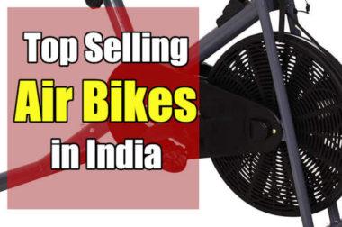 Best Air Bike/ Fan Bike Models for Home Use in India