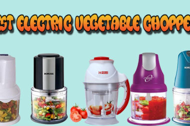 Best Electric Vegetable Choppers in India