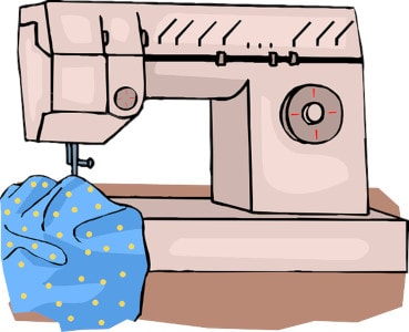 Best Sewing machines in India.