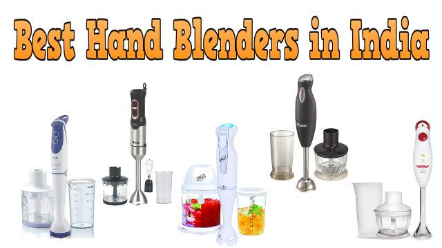 Top Selling Best Hand Blenders in India