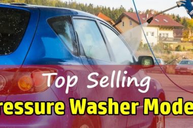 Best High Pressure Washer/Car Washer Models for Home Use in India