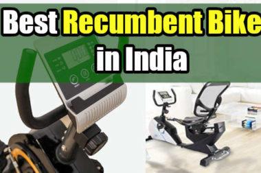Best Recumbent Bike Models in India